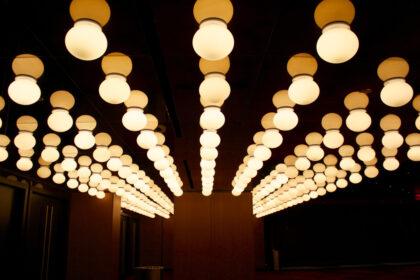 LED-Decke